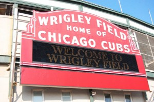 Gotta love Wrigley - and this could be the Cubs' year.