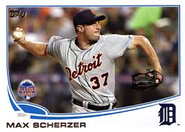 Led Tigers in strikeouts in 2013 - won AL Cy Young Award