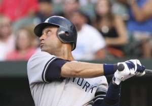 Can Yankee captain Derek Jeter lead the Bombers to an East title?