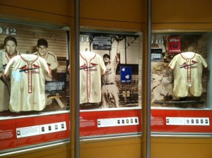 The Cardinals Hall of Fame and Museum proved a great stop.