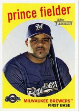 Prince Fielder put the frosting on the cake for the Brewers.