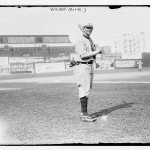 "Pirates' right fielder John Owen ""Chief"" Wilson hit the only home run in, arguably, MLB's most evenly contested game. Wilson hold the MLB record for triples in a season (36 in 1912)."