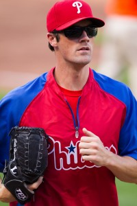 Cole Hamels - started MLB's most recent combined no-hitter.