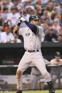 Derek Jeter - had to inclede a picture of the captain.
