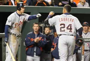 Despite a combination pf ppwer arms and power bats, The Tigers were the last team to clinch their division.