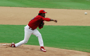"Pedro Martnez brought an arsenal of ""plus"" pitches and elite control to the mound."
