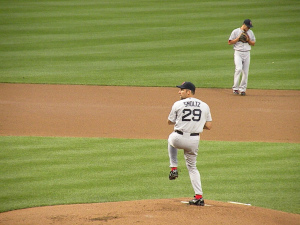 Smoltz delivered as a starter and reliever.