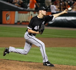 Chris Sale - an early Cy Young award favorite - will lead the Sox' rotation.