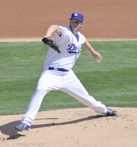 Clayton Kershaw - missed a month and was still a 20-game winner.