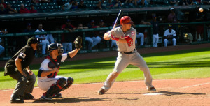 2014 MVP Mike Trout hopes to lead the Angels in a West Division repeat.