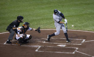 """Alex Rodriguez could """"hit"""" some statistical milestones in 2015."""
