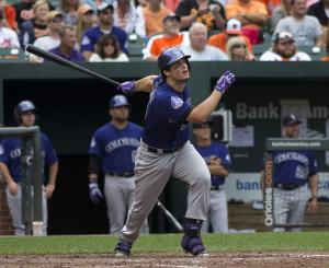 Nolan Arenado's 33 June RBI led MLB.