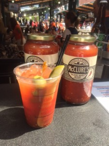 Not a World Series Champ, but Comerica's Bloody Mary makes the first division.