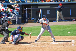 David Wright - one of seven Mets to go deep yesterday.