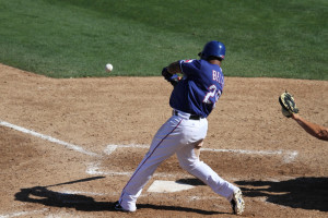 Adrian Beltre - hitting for the cycle can be habit-forming.