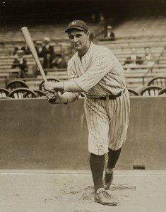 "From ""Iron Man"" to ""Biscuit Pants,"" Lou Gherig was on of the kings of baseball nicknames."