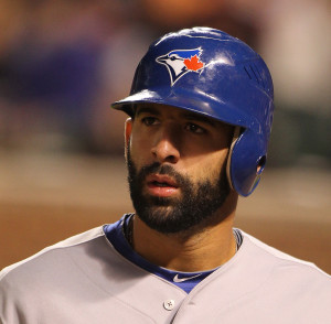 "Jose Bautista - Rule Five Draftee Joey Bats lived up to the ""Suitcase"" Simspon legend in 2004."