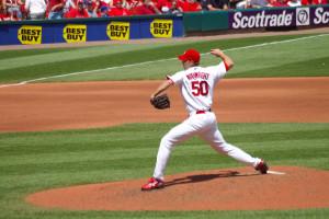 Adam Wainwright's Fast Ball