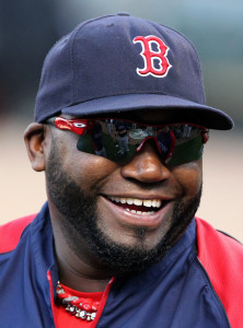 """David """"Big Papi"""" Ortiz - featured in five 2016 Red Sox giveawys. Photo by Keith Allison"""