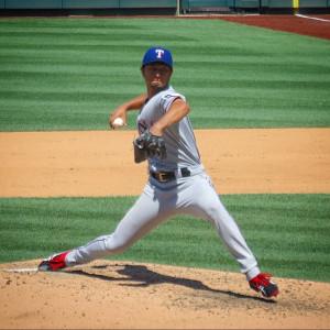 Texas Rangers Pitcher Yu Darvish