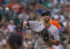 Rick Porcello Red sox photo