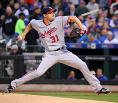 Max Scherzer photo