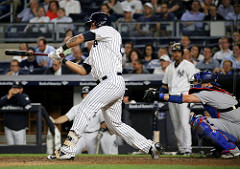 Gary Sanchez Yankees photo