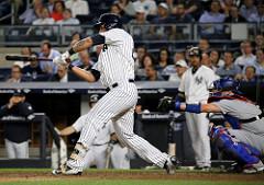 Gary Sanchez Yankees photo