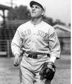 Gene Rye. Photo: Society for American Baseball Research.