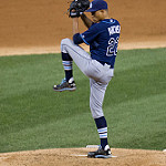 Chris Archer Tampa Bay Rays photo