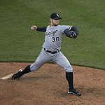 dAVID ROBERTSON WHITE SOX photo