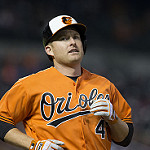 Mark Trumbo Orioles photo