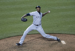 Aroldis Chapman photo