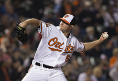 Zach Britton Orioles photo