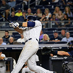 Aaron Judge YANKEES photo