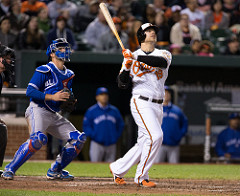 Chris Davis Orioles photo
