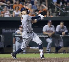 Carlos Correa Astros photo