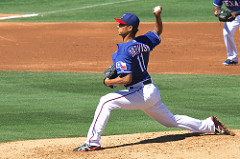 It had to be Yu Darvish. Photo by mikelachance816