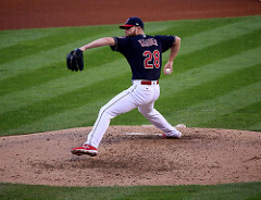 Corey Kluber photo