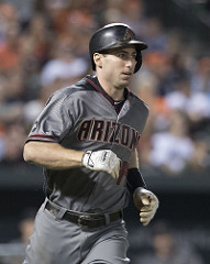 Paul Goldschmidt baseball photo