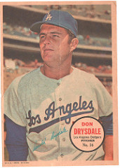 Don Drysdale photo