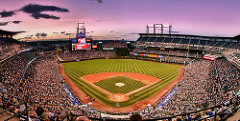 Coors field photo