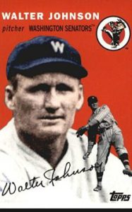 35d36db1 Baseball Roundtable makes a case – on the BBRT Facebook page – for Walter  Johnson as MLB's best pitcher ever – and recounts such tales as the ...